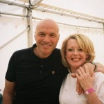 Denise and Simon Rimmer