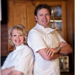 Denise and James Martin