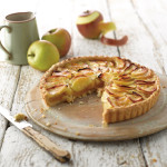 RUSTIC APPLE TART DENISE TOLLYFIELD